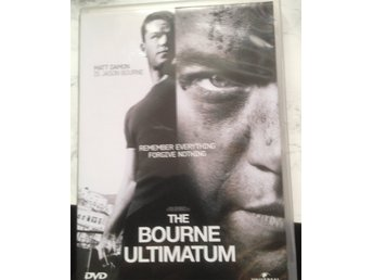 DVD: THE BOURNE ULTIMATUM