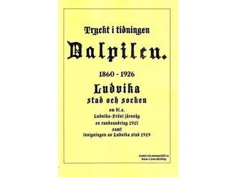 Javascript är inaktiverat. - Köping - Ur tidningen Dalpilen Om. Ludvika stad och socken, med närliggande orter. Ett urval av nyheter från 1860-1926 som publicerats i tidningen Dalpilen. Ex: Tågresa 1876 Grängesberg-Smedjebacken via Ludvika, Fattigvården 1889, Segelsporten i Lud - Köping