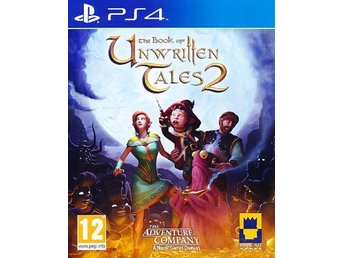 Book of Unwritten Tales 2 PS4 (PS4)