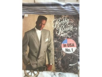LP Skiva// Bobby Brown Don´t be Cruel          FRAKTFRITT