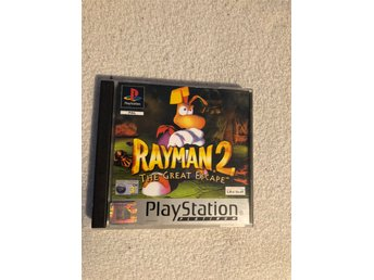 Rayman 2: The Great Escape - Platinum - Komplett