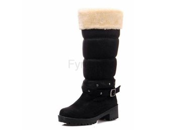 Dam Boots Bota Feminina Gladiator Botas Shoes Black 36
