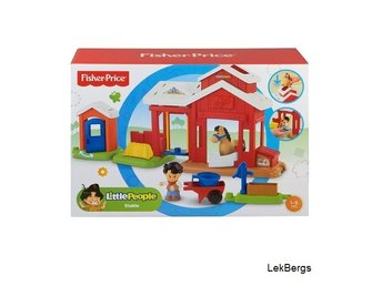 FISHER-PRICE Stall Little People