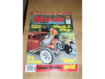 Wheels 2000-11 Lotus Super Seven Caterham..Race Volvo Amazon