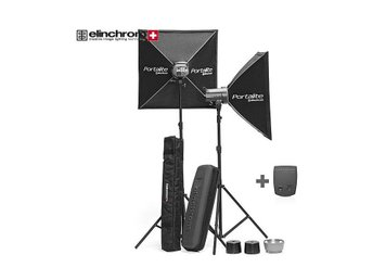 Elinchrom D-Lite 4 It  Studioblixt Paket