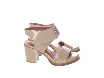 & Other Stories, Klackskor, Strl: 39, Beige