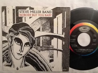 Steve Miller Band-Nobody but you baby