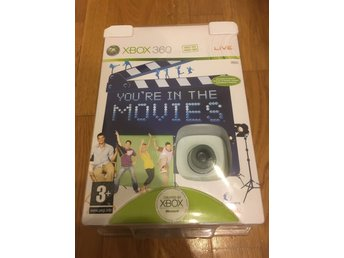 You're In The Movies + vision kamera xbox 360