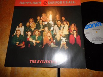 "The Sylvesters ""Happy,Happy Year For Us All/Danspotpurri"""