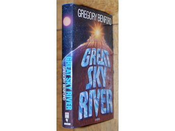 GREGORY BENFORD, Great Sky River, Bantam 1st ed. 1987