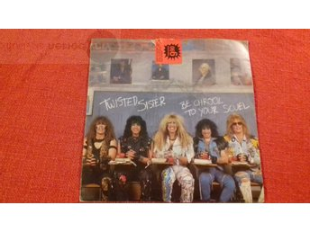 TWISTED SISTER   BE CHROOL TO YOUR SCUEL Vinylborsen-skivbutik