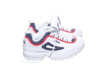 Fila, Sneakers, Strl: 42, Vit
