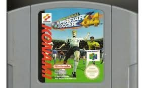 International Superstar Soccer 64 - Nintendo 64