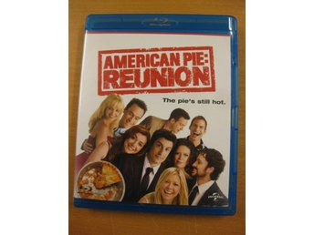 AMERICAN PIE : REUNION - BLU-RAY
