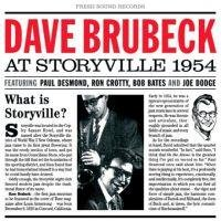 Brubeck Dave: At Storyville 1954 (CD)