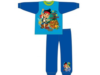 Official Disney Jake and the Never Land Pirates pyjamas. Storlek 92 - Hallsberg - Official Disney Jake and the Never Land Pirates pyjamas. Storlek 92 - Hallsberg