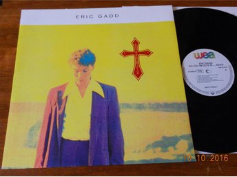 ERIC GADD - Do you believe in Gadd? LP Metronome 1991