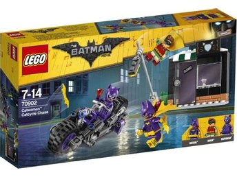 LEGO Batman Movie - Catwoman Catcyclejakt 70902
