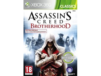 Assassins Creed Brotherhood - Classics - Xbox 360