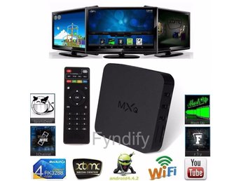 TV Box Android 4.4 Quad Core WiFi XBMC Kodi HD 1080P 1GB+8GB EU Plugg