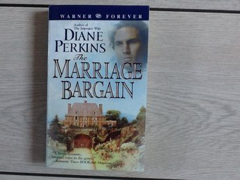Historisk, The marriage bargain av Diane Perkins