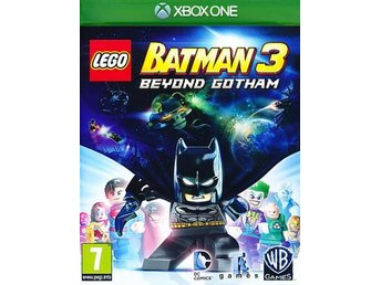Lego Batman 3 Beyond Gotham (XBOXONE)