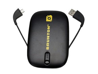 50 % RABATT! back-up batteri BRUNTON HEAVY METAL 5500 mAh Rek butikspris: 749 kr