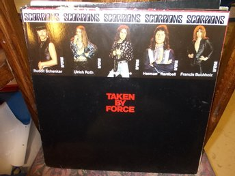 Scorpions-Taken by force