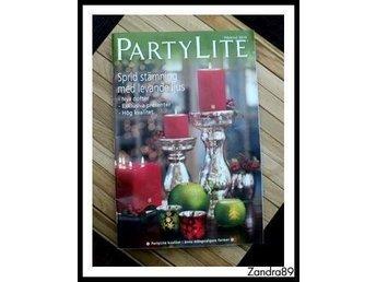 Partylitekatalog Höst/Jul 2010 - överhörnäs - Partylitekatalog Höst/Jul 2010 - överhörnäs