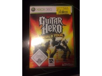 Guitar Hero World Tour Xbox 360 spel - Linköping - Guitar Hero World Tour Xbox 360 spel - Linköping