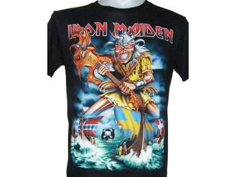 T-SHIRT: IRON MAIDEN  (Size XL)