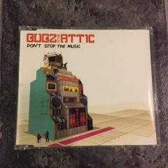 BUGZ IN THE ATTIC - DON´T STOP THE MUSIC. (CDs)
