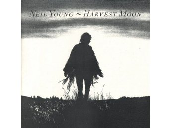CD - Neil Young: Harvest Moon (1992) (Beg)