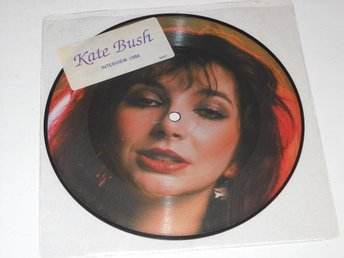 KATE BUSH - INTERVIEW BILD SINGEL 1986