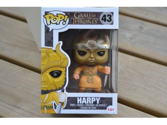 Harpy Game of Thrones Figur Nr 43 Edition Six Pop! Funko Ny