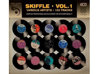 Skiffle vol 1 (Rem) (4 CD)