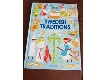 NY swedish traditions, en bok om svenska traditioner på engelska