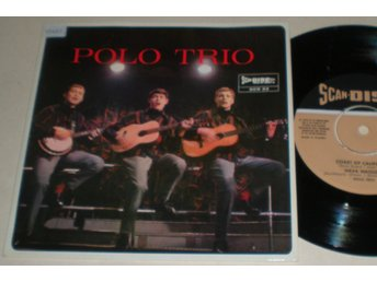 Polo Trio EP/PS Coast of California 1964