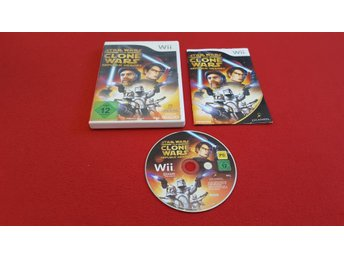 STAR WARS THE CLONE WARS REPUBLIC HEROES till Nintendo Wii