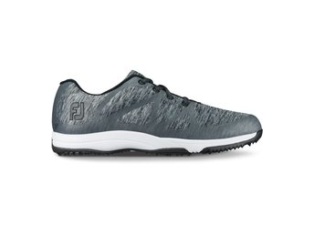 Footjoy Leisure damsko svart 40,5 Wide läst