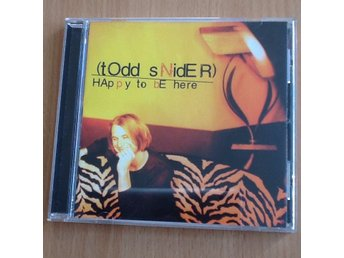 CD TODD SNIDER + Will Kimbrough , Peter Holsapple/ The dB's ( NRBQ )