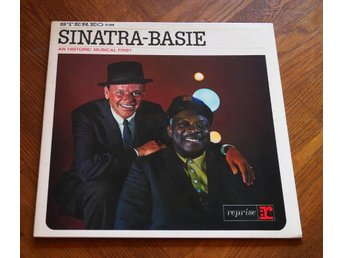 FRANK SINATRA-COUNT BASIE Reprise 1960's Classic vocal Jazz