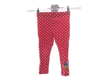 Bamse By Lindex, Tights, Strl: 92, Cerise/Rosa