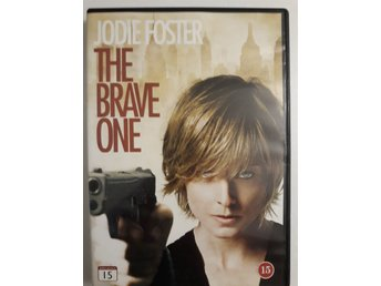 THE BRAVE ONE  - DVD