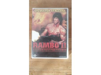 Rambo II - First Blood, Part II
