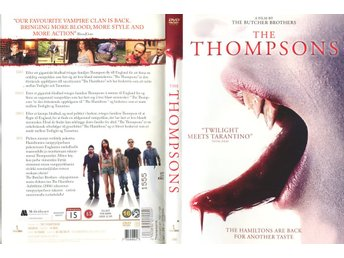 The Thompsons 2013 DVD (Hyr)