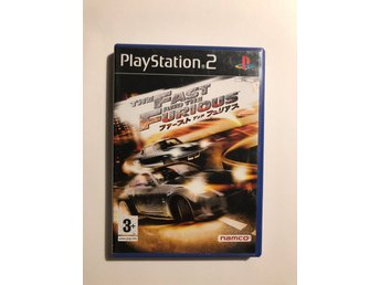- The Fast and the Furious till PS2 -
