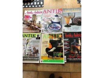 ᐈ Köp & sälj Antikviteter tidskrifter begagnat & oanvänt på