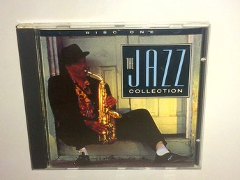 The Jazz Collection disc one, disc two, CD