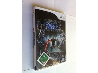 Wii: Star Wars - The Force Unleashed